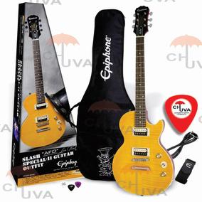 Guitarra Epiphone Les Paul Special Afd Slash Signature