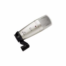 Microfone Condensador De Estúdio Behringer C-1 - Diná Eletro