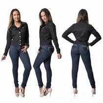Calça Jeans Feminina Skinny Confort Plus Ri19 58122