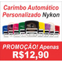 Carimbos Automáticos Personalizados Professores - Nykon 302