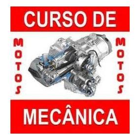 Curso Mecânica De Motos 56 Dvds De Vídeo Aulas + Brindes A4