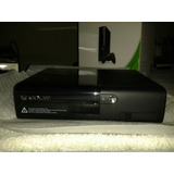 Xbox 360 Elite Go 2015 + 2 Controles Originales + 5 Juegos