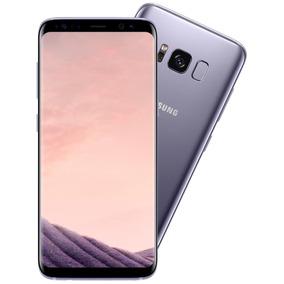 Smartphone Samsung Galaxy S8 Ametista Tela 5,8 Android 7.0
