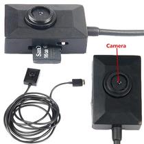 Mini Filmadora Espiã Hd Câmera Ligada Na Tomada Por Horas
