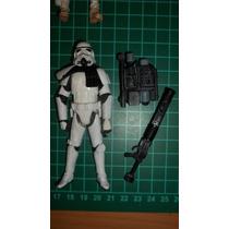 * Star Wars * Tsc Superarticulados Sandtrooper - Biker Scout