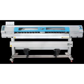 Plotter Ecosolvente Audley 2 Epson Dx5 Imprime Ancho 180 Cm