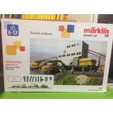 Set De Iniciacion Tren Marklin Ho , A Estrenar, Completo