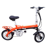 Bicicleta Electrica Enda Plegable Aluminio R14 Ligera 30km/h