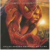 Cd Homem Aranha 2 - Trilha Sonora - Jota Quest - Maroon 5