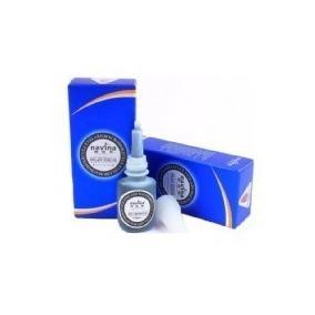 Navina Azul Cola P/ Cílios Fio A Fio Profissional Olhos Make