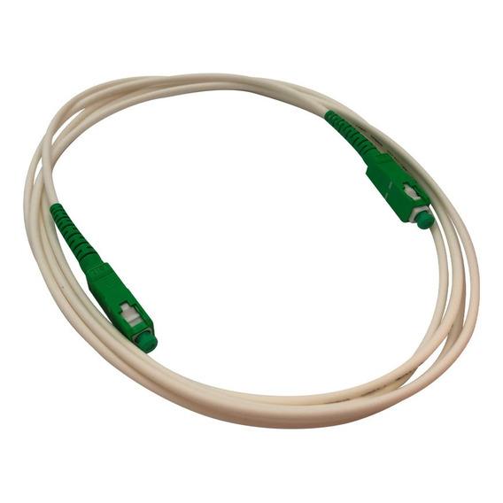 Cable Fibra Optica 2 Mts Patch Cord