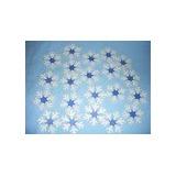 Oblea Forma Copo Nieve Frozen Para Decora Pastel Gelatinas