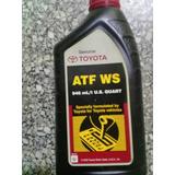 Aceite Hidraulico Trasmision Automatica Genuino Caja Toyota