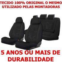 Jogo Capa Banco Estofado Tecido Grosso Grand Blazer Original