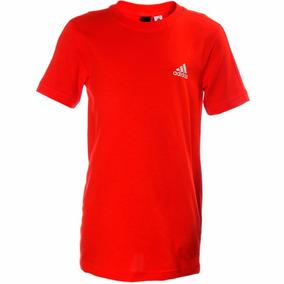 playeras adidas rojas