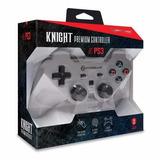 Control Para Ps3 Playstation 3 Plateado *envio Gratis