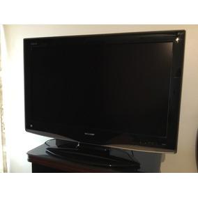 Tv Lcd Sharp Aquos 32 Pulgadas 720p 2 Hdmi 1 Vga Con Control