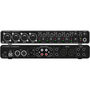 Behringer Umc404hd Interface De Audio Usb 4x4