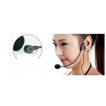 Microfone Lyco Headset Auricular De Cabeça