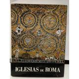 Iglesias De Roma -editorial Salvat