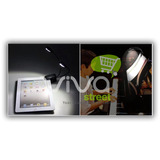 Oferta Lampara Led Flexible Ajustable Doble Brazo Lectura Pc
