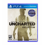Juego Ps4: Uncharted: The Nathan Drake Collection