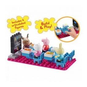 Peppa Pig - Clase De Escuela- Para Construir- Giro Didactico