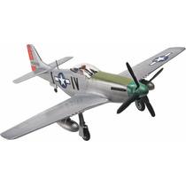 Snaptite P-51d Mustang 1/72 Revell Miniatura Rev851374