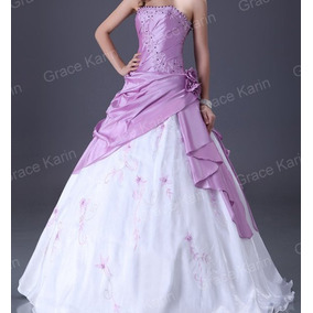 Vestido Debutante Moderno, Real Como Foto P/ Entrega