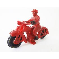 Antigua Motocicleta De Baquelita. Juguete Vintage.