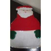 Santa Claus Colgante Para Tarjetas Navideñas