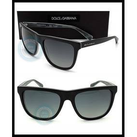 Dolce Gabbana Dg4229 2803 Black Gradient Polarized Wayfarer
