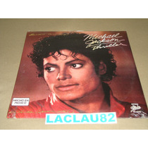 Michael Jackson Thriller (epic) Disco De Color Lp