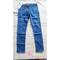 Pantalones De Damas Jeans Tubito Moda Ofertas Mayor Y Detal