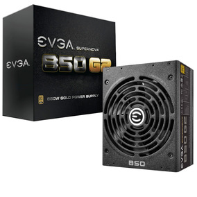 Fuente Pc Evga Supernova G2 Gold 850w 80 Plus Modular Mexx