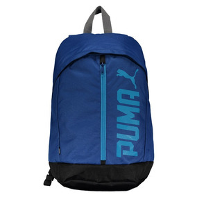Mochila Puma Pioneer Ii Azul