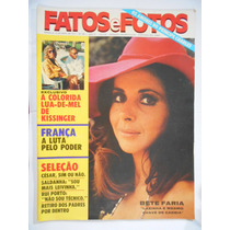 Fatos E Fotos:os Amores De Principe Charles Nº661 Abril/1974