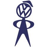 Adesivo - Boneco Volkswagen