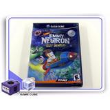 Gc Jimmy Neutron Boy Genius Original Gamecube