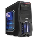 Gabinete Pc Sentey Optimus Plus Gs-6000 2 Coolers 12x12