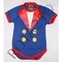 Body Infantil Pequeno Príncipe