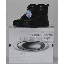 Bota Oakley Tactical Six - Black 11105-001 / 12 X Sem Juros