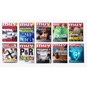 Muy Interesante Especial Revistas Excelentes Condiciones C/u