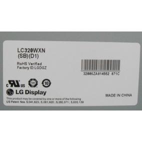 Tela Lcd Lg W1642s Sva156wx1-01tb (semi Nova)