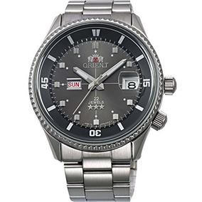 Orient Reloj King Master Gris Wv0011aa Hombre