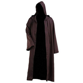 Hombres Tunic Hooded Robe Capa Caballero Fancy Cool Co W35
