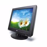 Monitor Tela Tv Lcd 15 Bak Bk-tft-1510tv Ent Hdmi Usb Sd