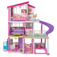 Casa De Barbie Dream House Casa De Los Sueños Piscina