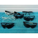 Óculos De Proteção Individual Kit C/ 7 Óculos (m)