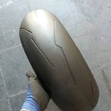 Supercorsa Usado E Riscado 180/60-17 Gsx 1100 Zzr Cbr Rf 900
